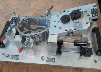 Calibro motore